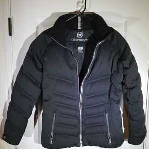 LADIES SIZE 6 OBERMEYER DOWN JACKET